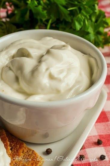 Мир майонеза: 4 рецепта домашних соусов! Нет в