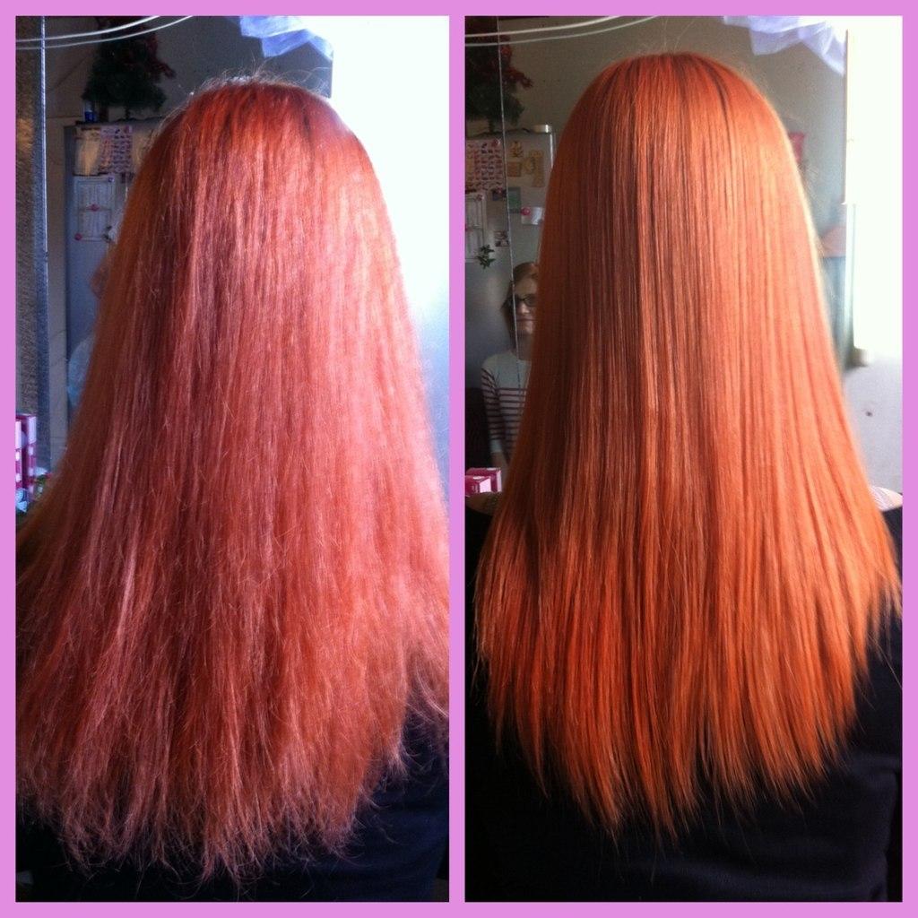 Совет 1: Как сделать кудрявые волосы прямыми