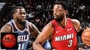 Miami Heat vs Philadelphia Sixers Full Game Highlights   Feb 21, 2018-19 NBA Season