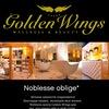 """Wellness Center """"Golden Wings"""""""