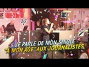 Vlog 33 Je parle du single A mon âge aux journalistes