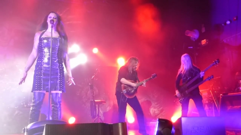 Nightwish - Weak Fantasy [Live] - 02.25.2016 - Express Live - Columbus, OH - FRO