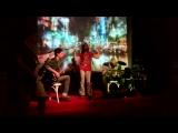 Swamp Stomp Blues band jam Flat pt2