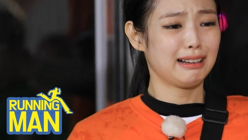 Poor Jennie from Blackpink...Why is She Crying?! [Running Man Ep. 409]