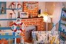 3D набор для сборки кукольного домика.  В набор входит деревянный каркас самого дома, материалы для изготовления...