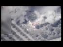 Авиаудар по зданию ИГИЛ на границе Сирии и Ирака