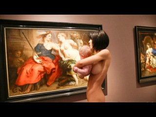 "THE NAKED LIFE - ""How little abstraction can art tolerate?"" (2015)"