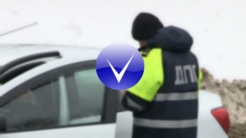 ГАИ Новополоцка усиливает контроль на дорогах