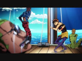 Passione Gang Dance 60FPS - JoJos Bizarre Adventure: Golden Wind