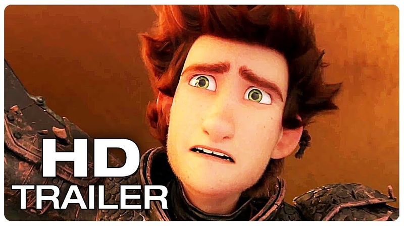HOW TO TRAIN YOUR DRAGON 3 Final Trailer NEW 2019 Animated Movie HD