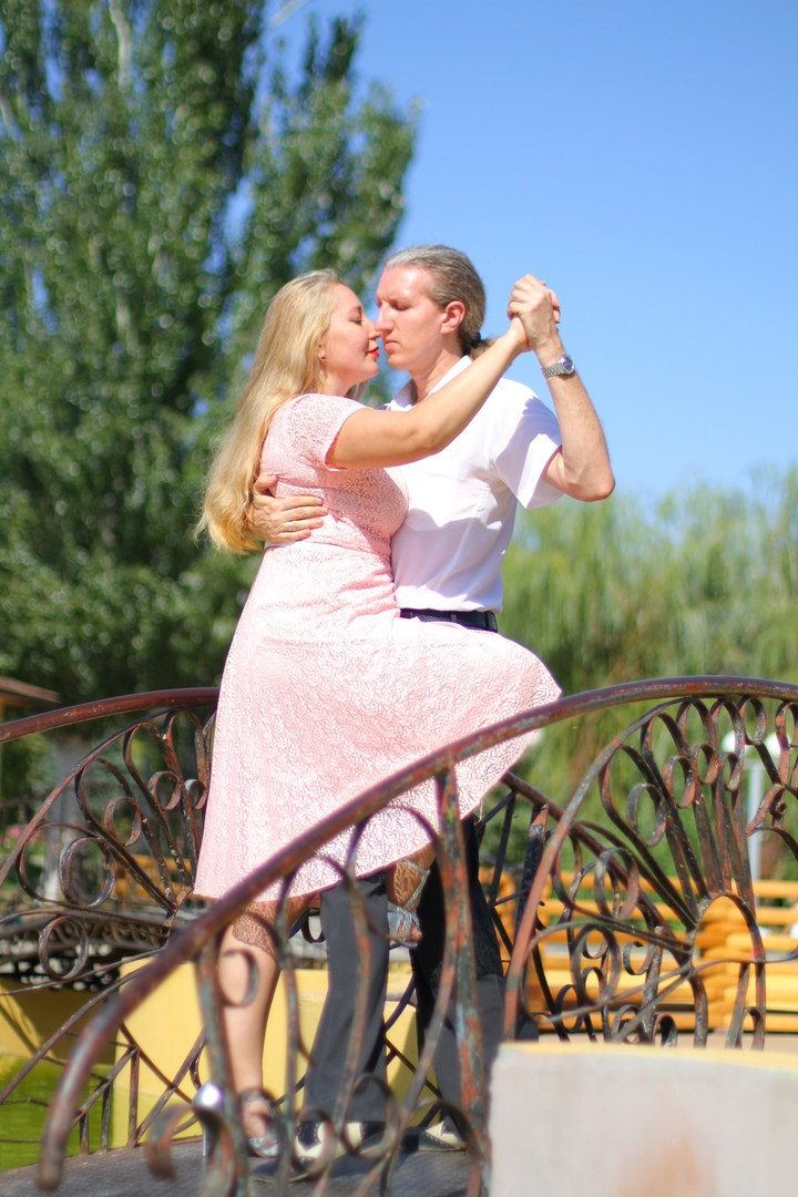 Афиша Волгоград Танго выходного дня