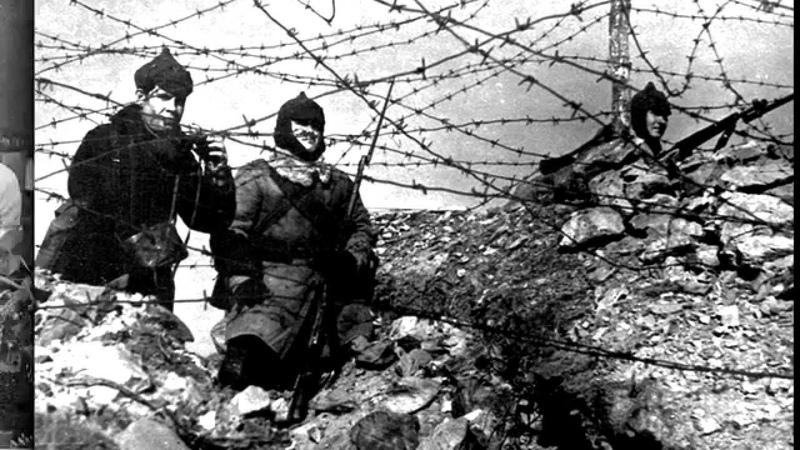 В ходе сражения на Халхин Голе и у озера Хасан 1938