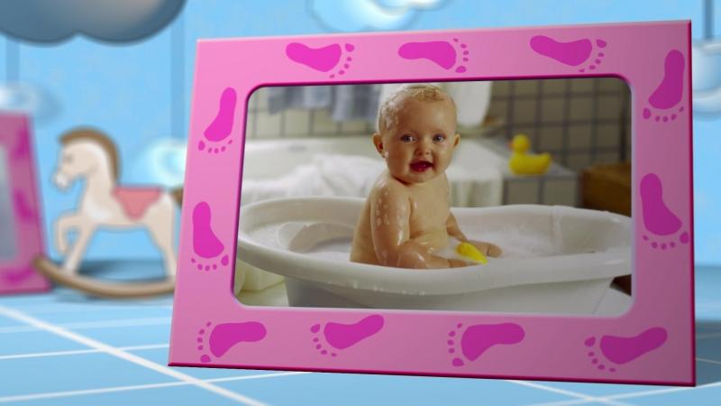 Пример детской фотопрезентации