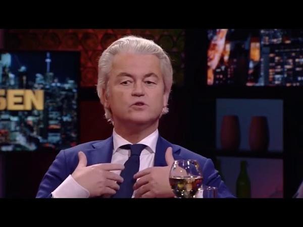 Wilders: Het tuig mag niet langer de baas zijn in Nederland! - YouTube