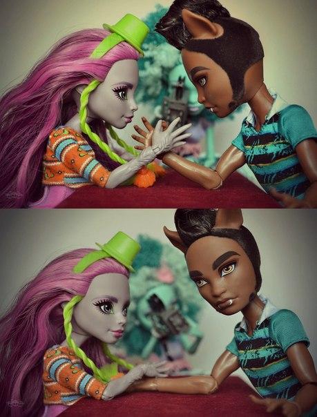 куклы ever after high имена