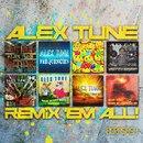 DCRPS054 AleX Tune – Remix Em All