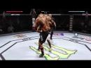 Alex Ost EA SPORTS UFC 2 сабмишн контртейкдаун