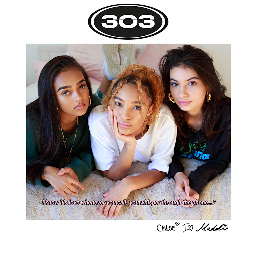 303 альбом Whisper