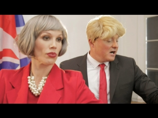 2 Rebecca More / Hard Brexxxit / Жесткий Выход Великобритании из Европейского союза 2018, Parody, HD 720p