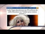 Lady Gaga dans Must Célébrités - Reportage / Interview - 21/09/2013