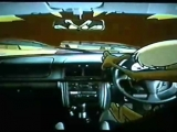 An old Subaru Impreza WRX commercial