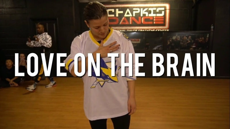 Love On The Brain by Rihanna | Chapkis Dance | Janelle Ginestra Choreography