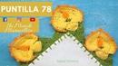 Puntilla 78 - Alcatraces - Puntillas Maribel