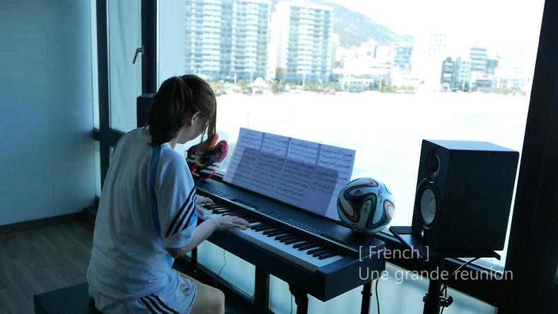 UEFA Champions League Main Theme Piano Ver by VikaKim