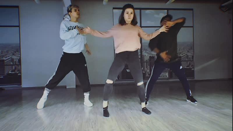 Choreography The XX - Fiction (S.Martynov)