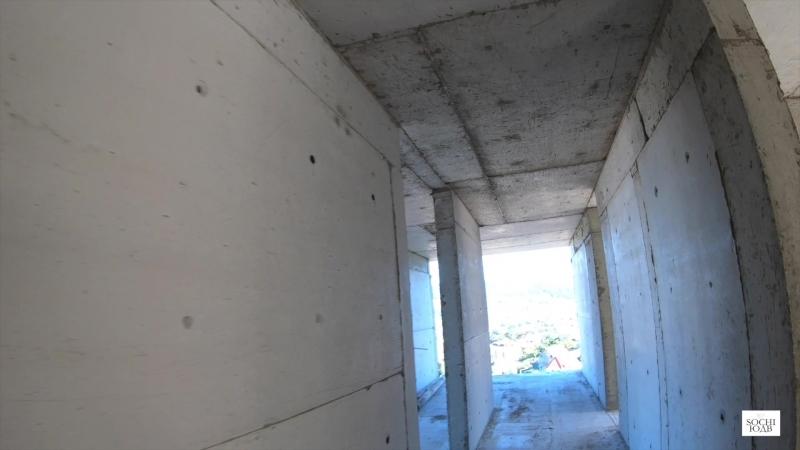 Обзор ЖК Альпика 18 SOCHI-ЮДВ  Квартиры в Сочи  Отдых Сочи