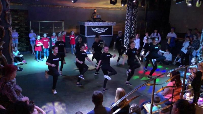 Группа по Hip Hop вт:чт PRO 2