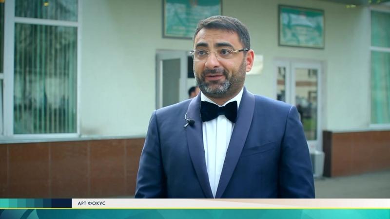 Самый престижный международный конкурс в Казахстане (RUS) [HD Широкий экран]
