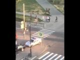Тамбов. нападение на сотрудника ДПС