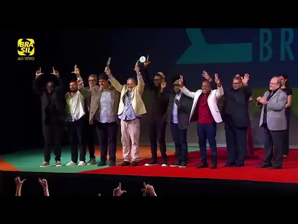 Músicos defendem liberdade para Lula no 29º Prêmio da Música Brasileira