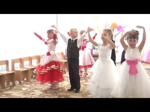 танец Детство муз.рук. Цилик Л.В.