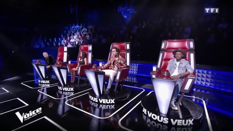 The Voice - Auditions a laveugle 2 (Saison 08)_TF1_2019_02_16_21_31