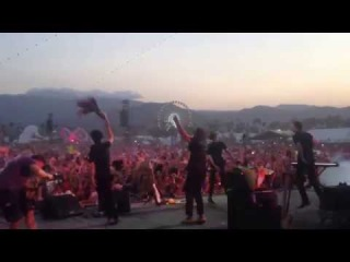 Capital Cities Safe And Sound LIVE at Coachella April 19, 2014