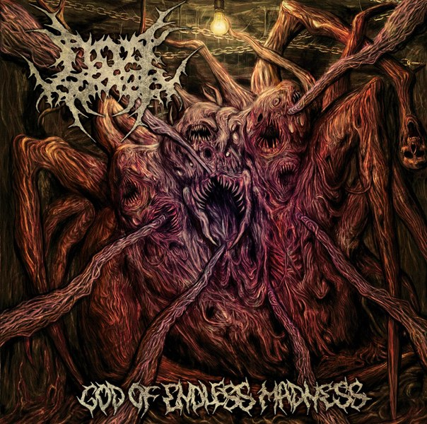 Вышел новый альбом FATAL ERROR - God Of Endless Madness (2013)