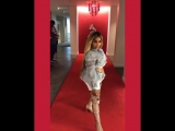 Lil' Kim Instagram #48 At Recording Academy headquarters