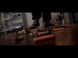 Боевик с игрушечными пистолетами