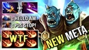 NEW BUILD Carry Ogre Magi Counter Anti-Mage Like a Pro Silver Edge Scepter Meta WTF Stun Dota 2