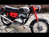 Мотоцикл Jawa Californian 350, 1973 года