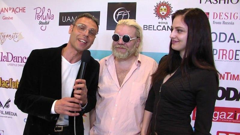 Showmens - Fashion Business Day, Геннадий Лернер и Роман Голденберг жгут))