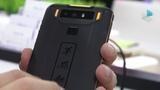 CUBOT Quest, sport smartphone (IP68) for outdoor and accessories gamepad, around-the-neck earphones