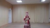 1856 Лада Насмутдинова 6 лет г Черногорск Уж как я мою коровушку люблю