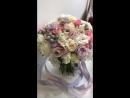 """Букет невесты от студии флористики """"Дари цветы"""""""