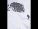 Over 2m of snow in Perisher ☃️