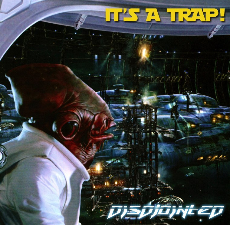 Disdjointed - It's A Trap [Single]  (2012)