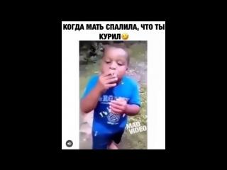 Instamusor Когда мать спалила, что ты куриь