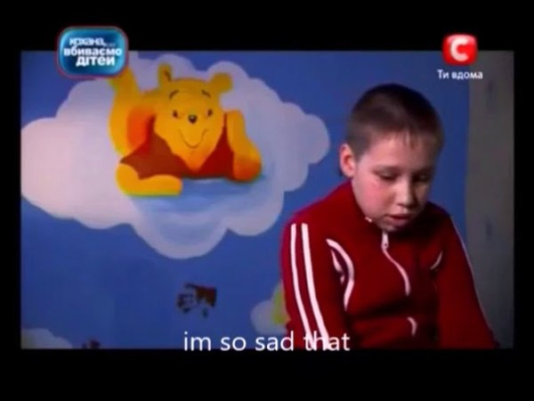 Crazy Ukraine kid moving out to germany